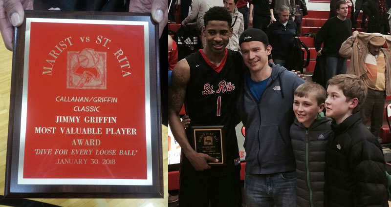 Annual Marist/St. Rita Crosstown Classic Honoring Jimmy Griffin 